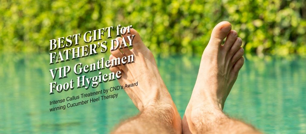 Father's Day Foot Hygiene – Pedicure